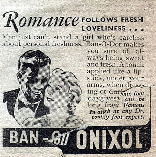Woman's Weekly 1940 UK Ban-O-Dor