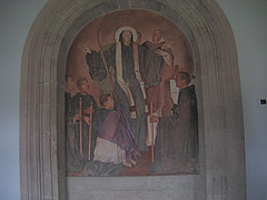 "Monastery Murals • <a style=""font-size:0.8em;"" href=""http://www.flickr.com/photos/48277923@N00/2623602322/"" target=""_blank"">View on Flickr</a>"