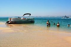 Desembarque Ilha Armona