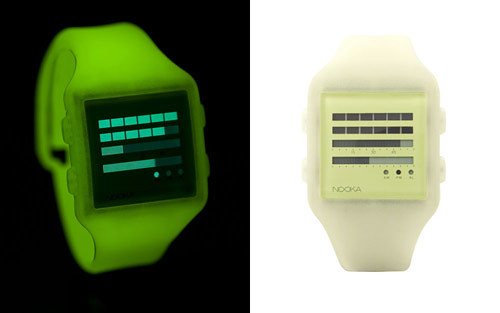 Nooka's special edition of wrist watches for Kanye West