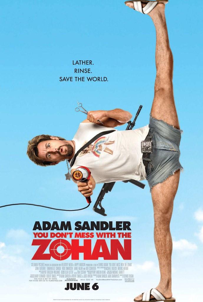 2635197228 97e518b497 b - You Don't Mess with the Zohan (2008) - Zohan'a Bula�ma
