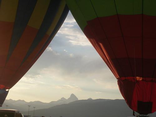 Go, balloons