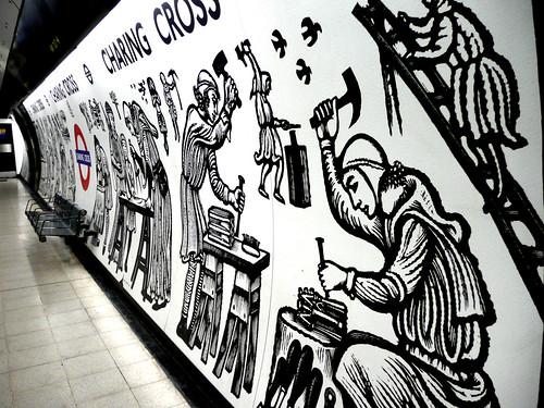 Quel est type de commerce au 84 Charing Cross ?