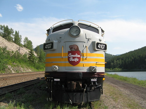 Loco Royal Canadian Pacific