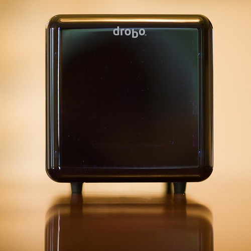 Hot Donkey, There's a New Drobo Out! Welcome to Drobo 2.0