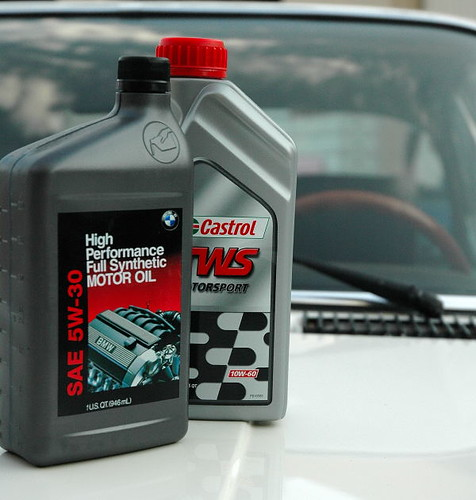 Oil And Your BMW - Which Is The Best?
