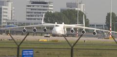 Antonov An-225 (Peter Tsang Chung) Tags: schiphol antonov an225 ef70200mmf28lisusm extenderef2xii canoneos400d