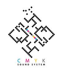 CMYK Sound System / Logo 4