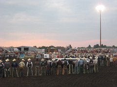 PBR 003 (can_chaser) Tags: rodeo pbr bullriding rodeoclown muttonbustin flintrasmussen