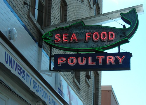 Seafood Poultry