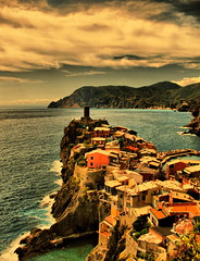 A steamboat called Vernazza (klausthebest) Tags: trip travel sea sky italy cloud holiday seascape mountains water clouds landscape rocks meer italia mare village searchthebest liguria gimp ciel cielo linux cinqueterre steamboat nuages vernazza soe italians vilage blueribbonwinner fpg goldentone fineartphotos golddragon abigfave worldbest anawesomeshot visiongroup holidaysvacanzeurlaub theunforgettablepictures theperfectphotographer goldstaraward multimegashot qualitypixels magicdonkeysbest panoramafotogrfico