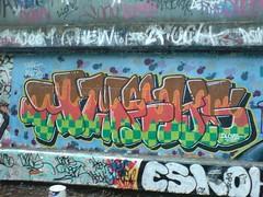 yoek petts wood (DoingLessCrime!) Tags: street art train drag graffiti aloe para graff phew kool dlc kosh hba phoe cvz yoek wiko asume itoe yoeks