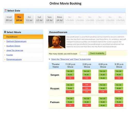 komban movie ticket booking in trichy