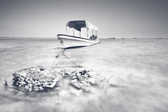 POV 3 (Khaled A.K) Tags: longexposure morning blackandwhite photography boat sa jeddah saudiarabia vignette khaled ksa saudia nd8 nd4 gradcolor kashkari