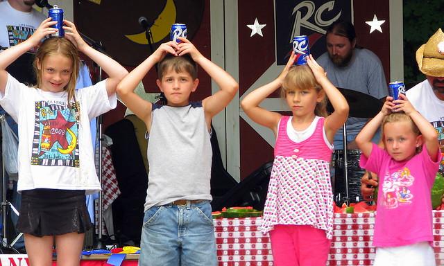 RC Cola Dash Contestants 5