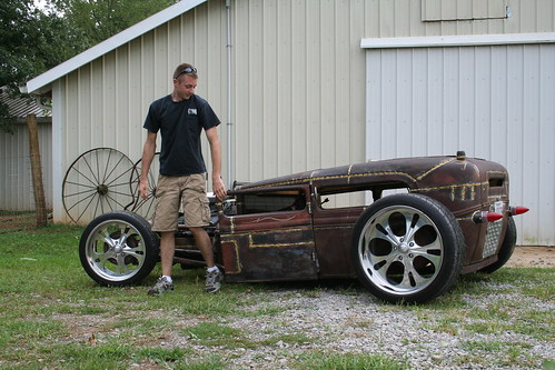 Rat Rod Hot Rod Pt Paul Tracy Information On
