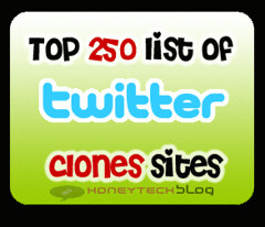 2748092030 0e6d18aaa5 m Top 250 list of twitter clones sites