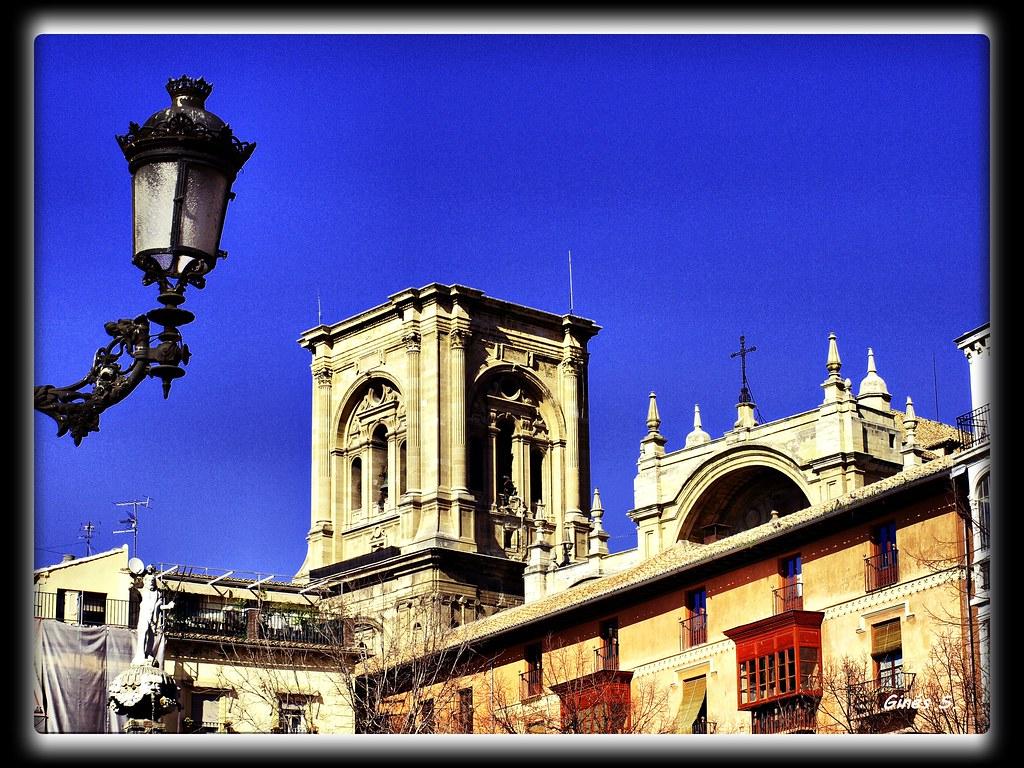 Granada,tierra sońada....