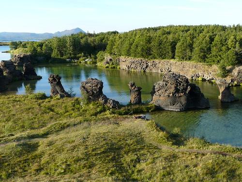 llac Mývatn