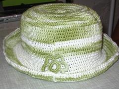 ...prvi šeširić...
