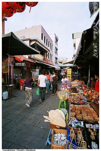 臺灣第一街-延平街