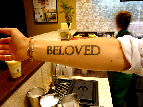 beloved tattoo