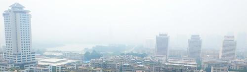 2008.08.31  日雾