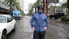 Covering Hurricane Gustav (Documentary Filmmaker) Tags: new storm news club james cool scary orleans ship flood destruction hurricane gustav damage lea 700 barge hdtv levy cbn dsng newswatch