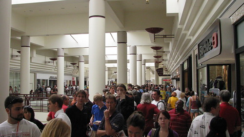Ron Paul Book Signing/Rally At Rosedale Mall by DavidErickson.