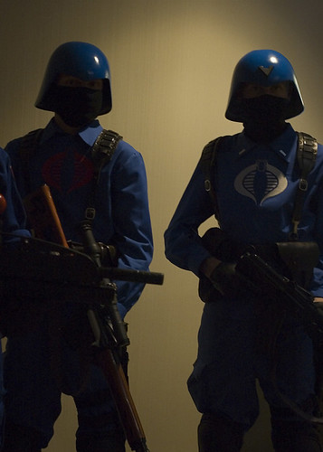 Cobra Commanders