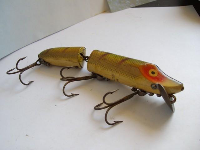 video fishing lure