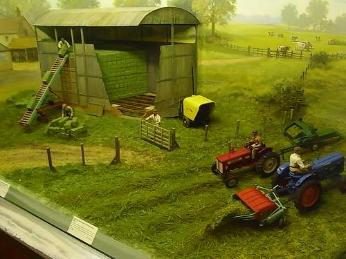 Agriculture Diorama