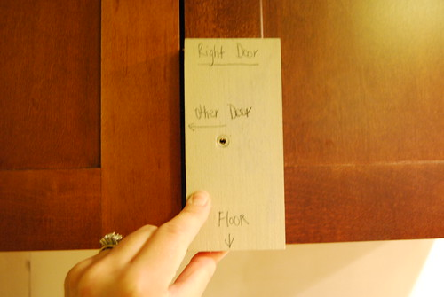Straightening Warped Cabinet Doors | MF Cabinets