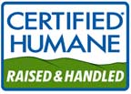 Certified Humane certification label