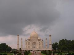 indien: agra, schon wieder das taj mahal