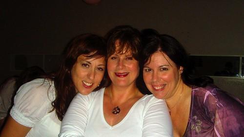Christine Cavalier, Patty Hartwell & Annie Boccio