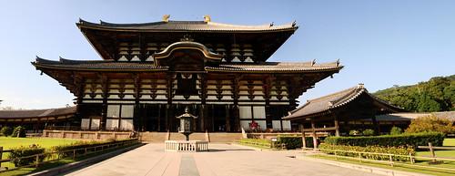 Tōdai-ji (panoràmica)