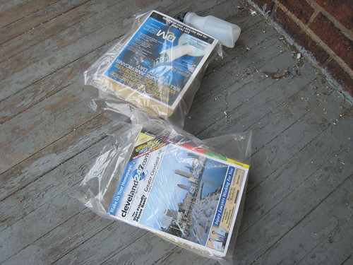 Cleveland247 Phone Book Spam