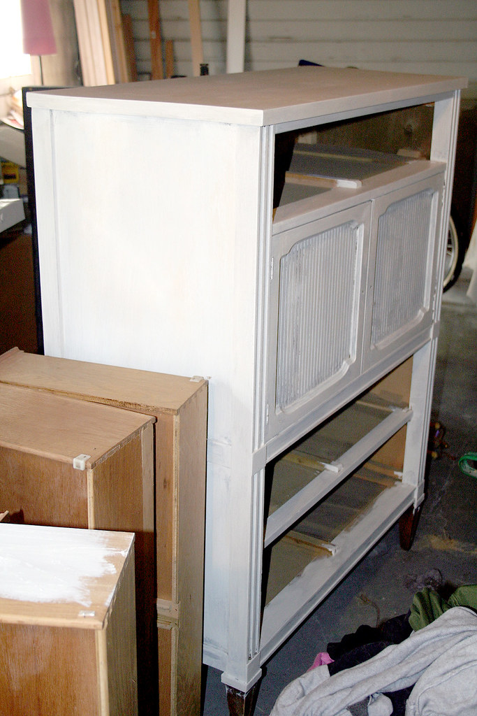 Dresser, Waiting to be Finished