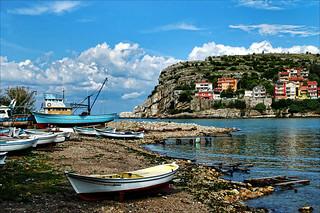 Amasra Shore