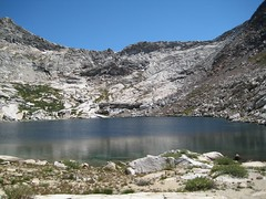 MonarchLake-3.JPG (Mineral King, California, United States) Photo