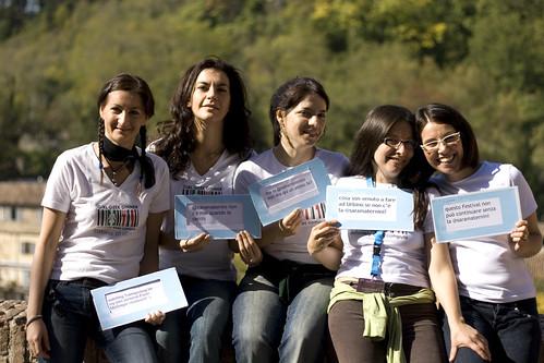 Guerrilla Girls a Urbino