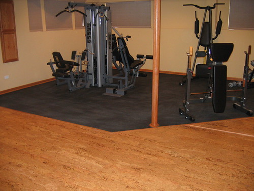 Its time for a cork flooring work out Flooring Blog