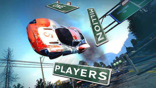 Burnout Paradise Hits One Million Players