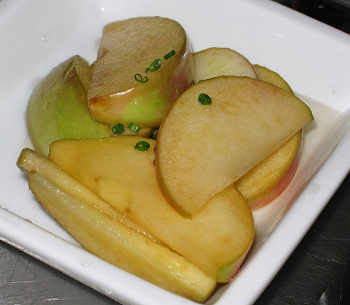 Pickled  Apples
