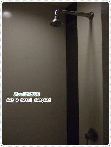 Lub d Hotel-淋浴間(1)