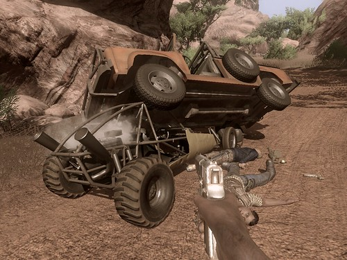 Far Cry 2 - Car Accidents 6