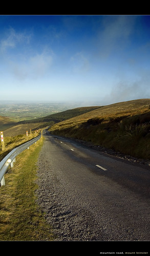 The Mountain Road (Mount Leinster)