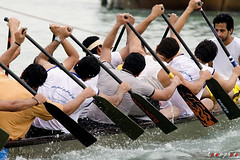 Dragonboat   (m_yousefi) Tags: sport boat dragon iran dragonboat  boushehr   flickrlovers
