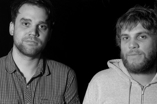 scott and grant of frightened rabbit